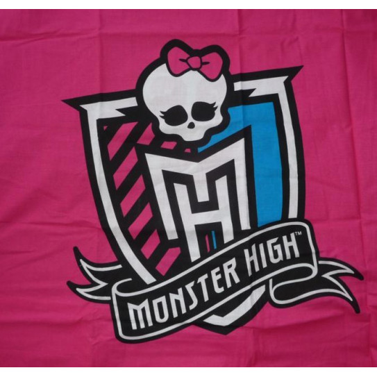 Taie d'oreiller MONSTER HIGH