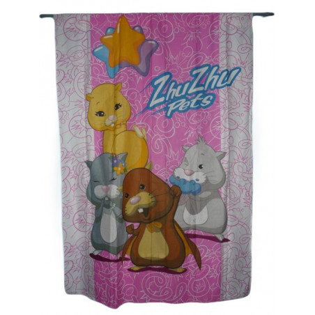 Child curtain ZHU ZHU PETS