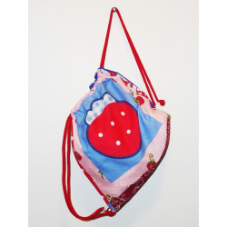 Rucksack STRAWBERRY