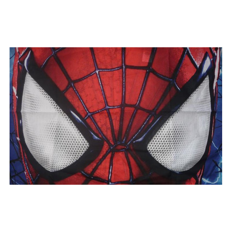 taie d 39 oreiller spiderman 47 x 70 cm. Black Bedroom Furniture Sets. Home Design Ideas