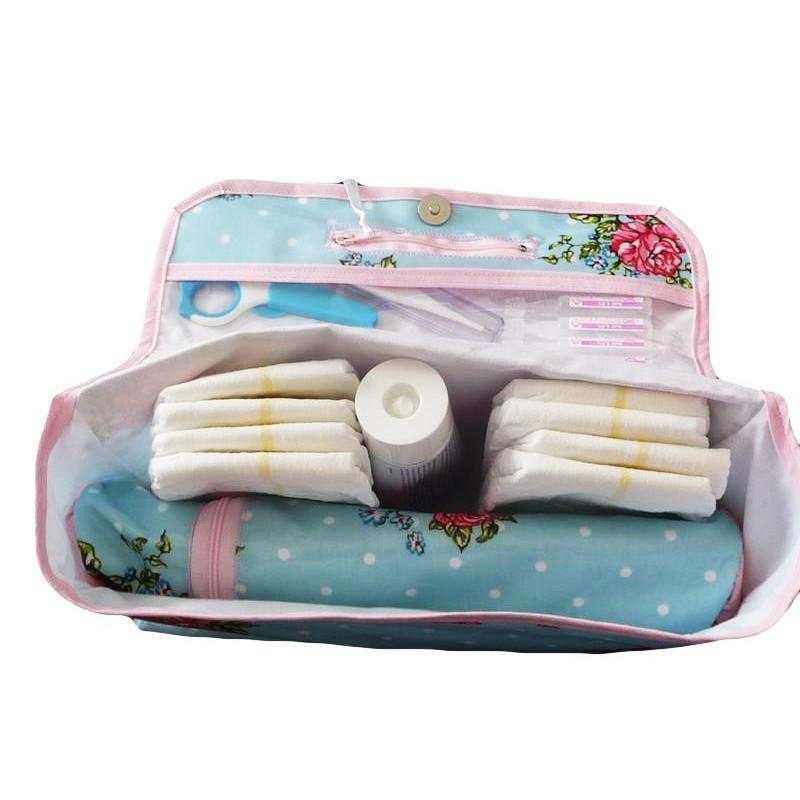 sac couches porte biberon isotherme rose de printemps. Black Bedroom Furniture Sets. Home Design Ideas