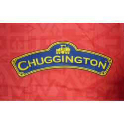 CHUGGINGTON pillow case