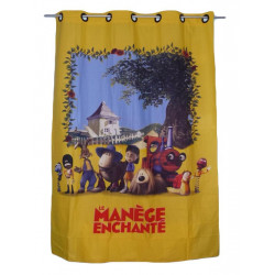 ENCHANTE MANEGE child curtain