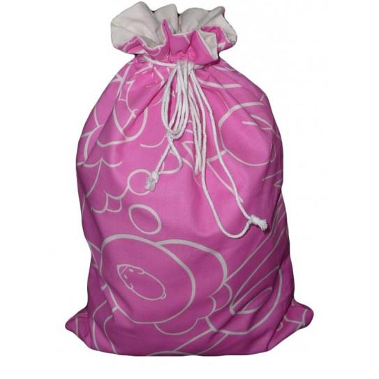 Wäschesack ausgekleidet HAMSTER
