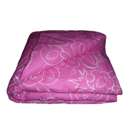 copripiumino criceto neonato rosa