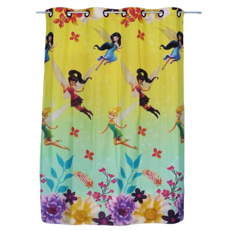 Child curtain FEE CLOCHETTE (FAIRIES)