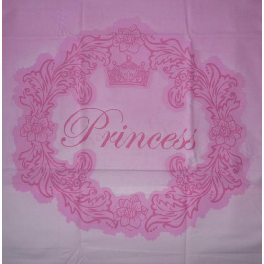 Almohada almohada rosada de la princesa