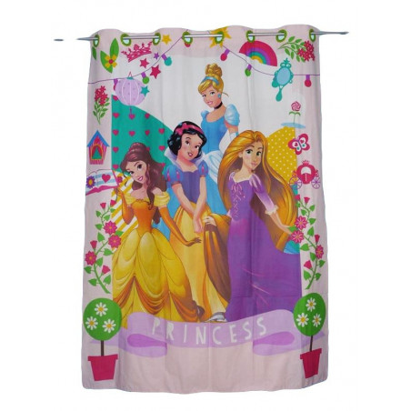 Princess child curtain
