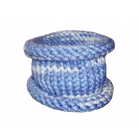 Snood / tour de cou enfant en laine