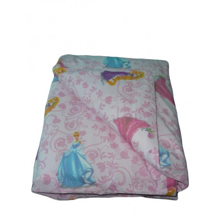 Baby duvet cover PRINCESSES & RAIPONCE