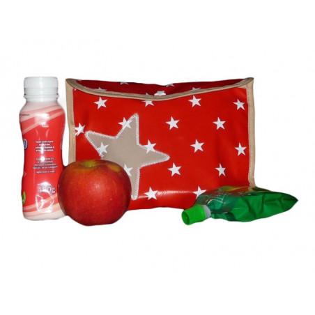 Snack bag - ETOILE CONTRRAIRE - (17 x 21 cm)