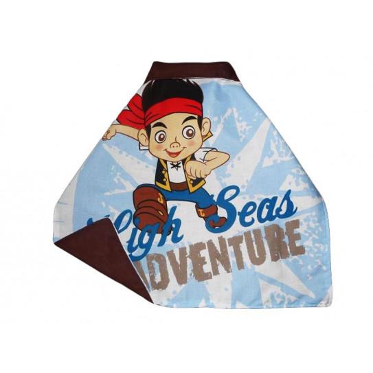 toalla cantina XXL Presión Jake y los Piratas del país imaginario
