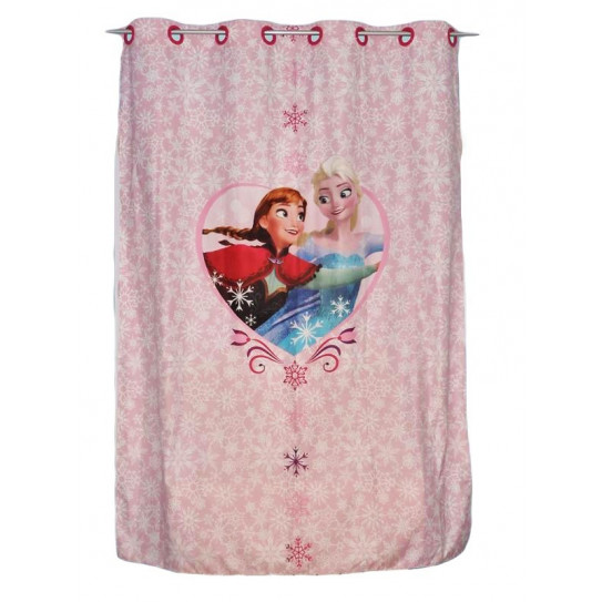 REINE DES NEIGES child curtain