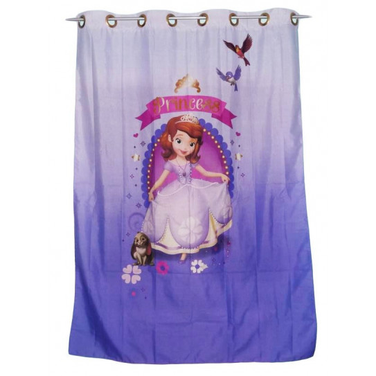 Princess child curtain SOFIA