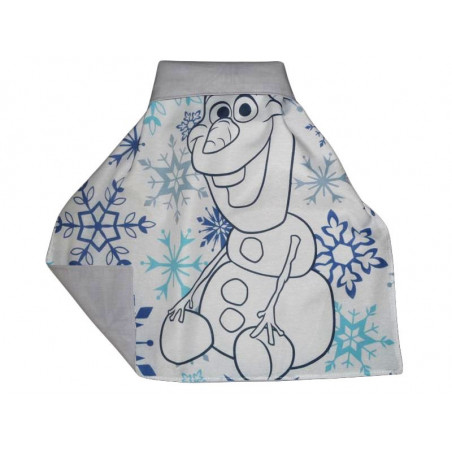 XXL pressure canteen towel OLAF (QUEEN OF SNOW)
