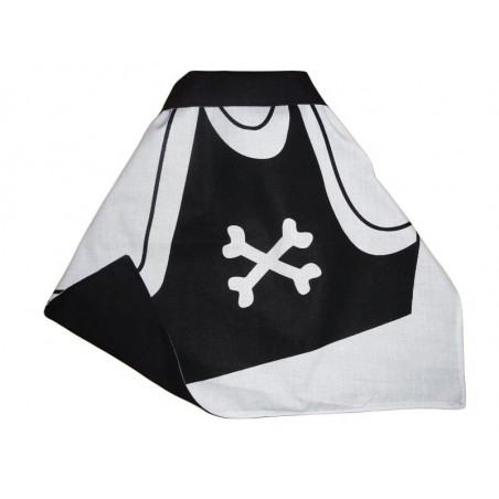 XXL canteen towel with pressure CAP PIRATE
