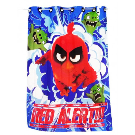 ANGRY BIRDS child curtain