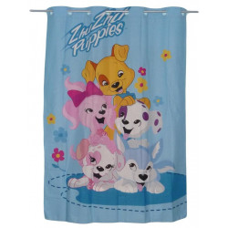 Children's curtain ZHU ZHU PUPPIES