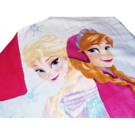 Large fleece blanket REINE DES NEIGES