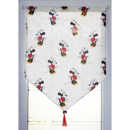 Rideau-tende Minnie
