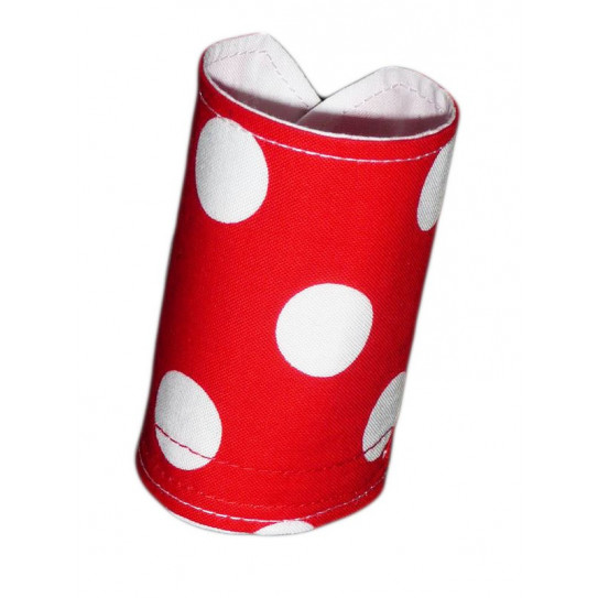 Children's towel ring - PEAS -