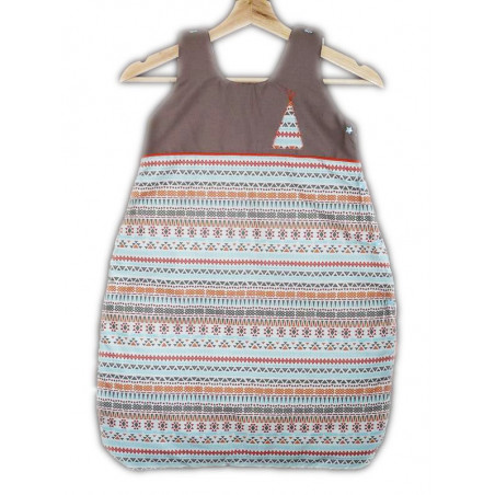 Turbulette - sleeping bag - TEKO TIPI - (0-6 months)