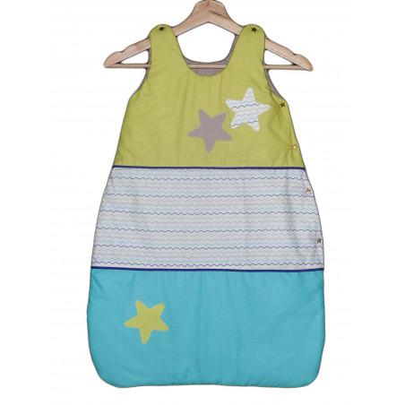 Saco de dormir - saco de dormir - ONDAS - (0-6 meses)