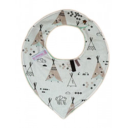 Bib bandana - INDIAN TIPI -