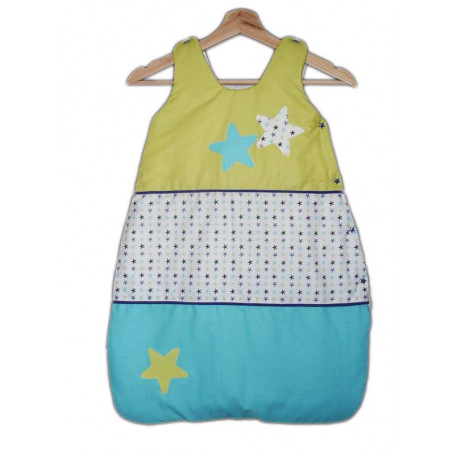 Turbulette - sleeping bag - LES ETOILES - (0-6 months)