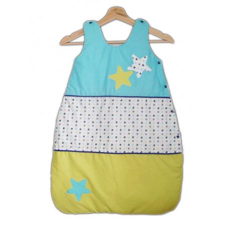 Saco de dormir - saco de dormir - LAS ESTRELLAS - (0-6 meses)