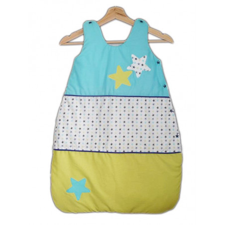 Turbulette - sleeping bag - LES ETOILES - (0-6 months)