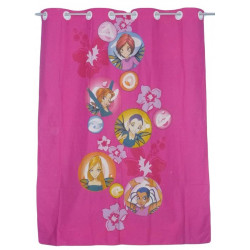 WITCH child curtain