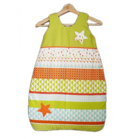 Saco de dormir - saco de dormir - anís - (0-6 meses)
