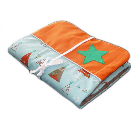 Changing pad nomad - TIPI INDIEN -