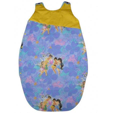 Turbulette - sleeping bag summer FEE CLOCHETTE