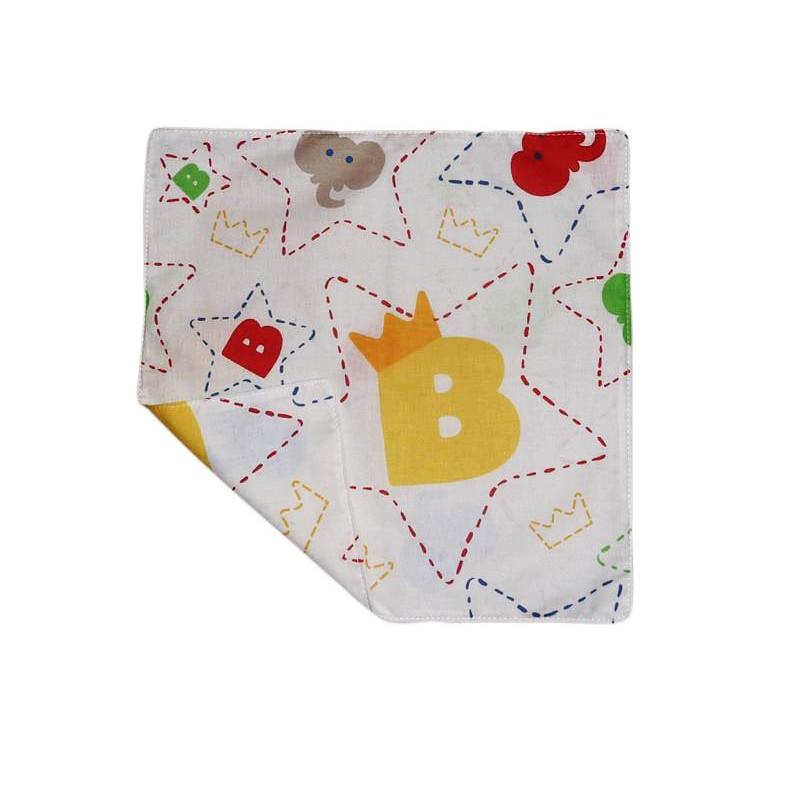 Serviette de cantine babar 29 x 29 cm - Serviette de table pour cantine ...