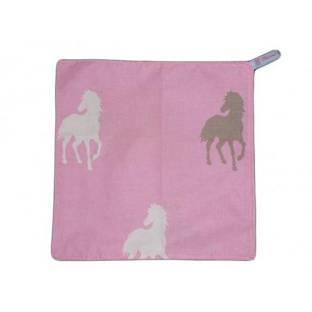 Serviette de cantine HORSE