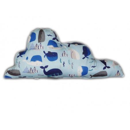 Cushion cloud THE WHALES
