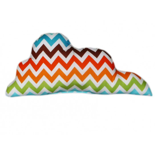 Coussin nuage CHEVRONS