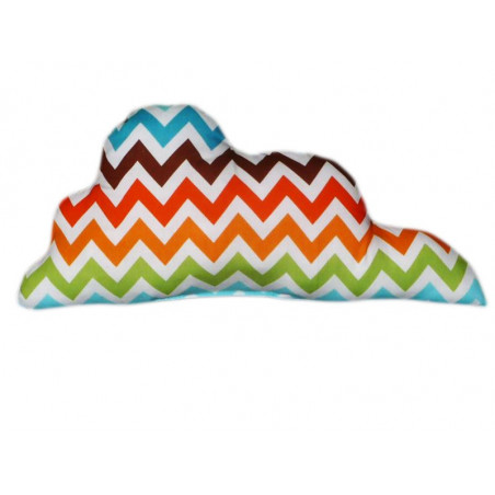 CHEVRONS Cloud Cushion