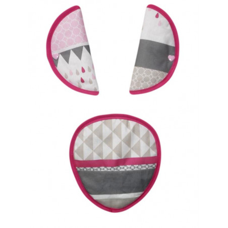 Safety Strap Guards - METRIC ROSE