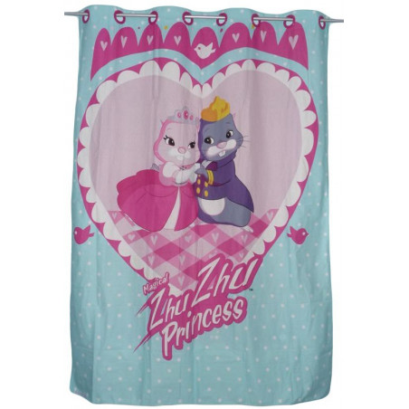 Children's curtain ZHU ZHU PRINCESS