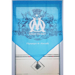 OLYMPIC MARSEILLE (O.M.) windbreaker curtain