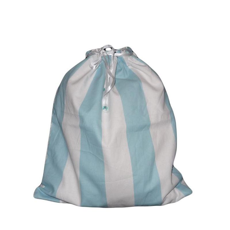 sac linge doubl blue line 32 x 37 cm. Black Bedroom Furniture Sets. Home Design Ideas