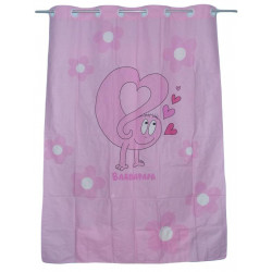 BARBAPAPA child curtain