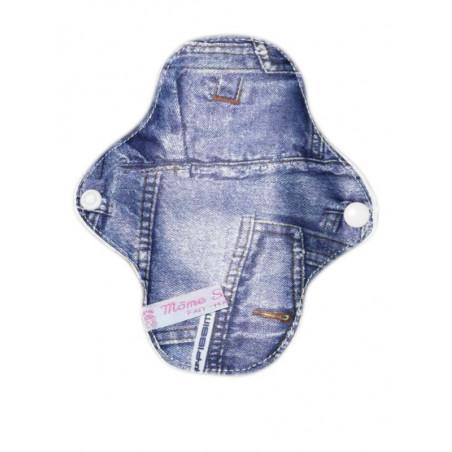 Washable panty liner DENIM