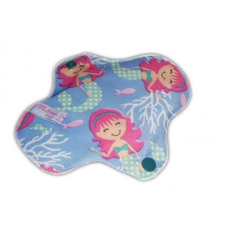 Protège-slip lavable PETITE SIRENE
