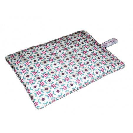 Dry hot water bottle GEOM cherry cores