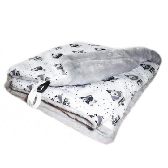 Cozy baby blanket RATON INDIAN WASH