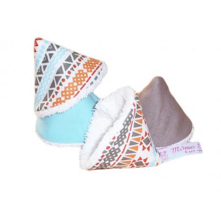 4 pee teepees / STOP pee cones INDIAN TEKO